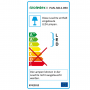 Bioledex® LED Panel 1200x300mm 38W = 2700 Lumen 4000K flache Rasterleuchte 120x30xm