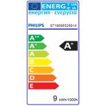 Heller 8W LED Strahler / Leuchtmittel Philips CorePro LEDSpot LV 12V AC / DC GU5,3 / MR16 = 621 Lumen warmweiss
