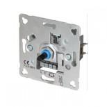 LED Dimmer, Drehdimmer 0-100W (10W-250W Glühbirne) mit Rahmen - Markenware von TEM ekonomik®
