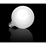 Globe LED Birne E27 G95 10W = 810 Lumen warmweiss 2700K - DIMMBAR