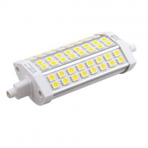 R7s LED 8 Watt = 800 Lumen, 6500K, weiss, 100-240 Volt