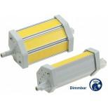 R7s LED Stab DIMMBAR 8 Watt = 630 Lumen warmweiss 2900 Kelvin