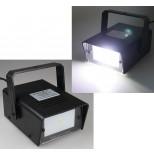 """Mini-Stroboskop LED """"CT-SL-24"""" 3 Watt, 24 weiße LED´s, 230V, inkl. Bügel"""