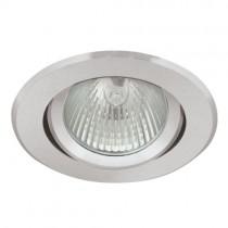 LED Einbaustrahler schwenkbar aus hochwertigem Aluminium matt, BØ68mm