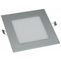 LED Panel dimmbar 10W = 660 Lumen quadratisch 200x200mm, warmweiss, flach & dimmbar
