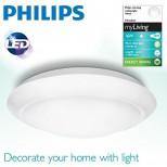 MyLiving LED Deckenleuchte 16W = 1100 Lumen warmweiss Ø320mm Philips® Cinnabar Artikel 333623116