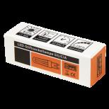 G9 LED Stiftsockellampe dimmbar GU9 Filament Silicia 360° - 3W = 300 Lumen, warmweiß, dimmbar