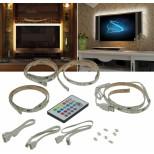 """RGB Stripe Set:TV-Hintergrundbeleuchtung, für 42-65"""" / 107-165cm Fernseher"""