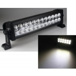 "LED Scheinwerfer ""LSW-72"", 24x3W LED, 10-30 Volt, 4600 Lumen, IP65"