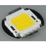 """80W Hochleistungs-LED Chip """"EPISTAR"""", 4000 Lumen, warmweiß / 3000K"""