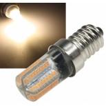 E14 LED kompakte, kleine Mini Bauform E 14 Ø15mm 3W = 180 Lumen warmweiss / tageslicht