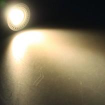"LED Strahler GU10 ""H40 DIM V2"" dimmbar, 1 COB, 3000k, 340lm, 230V/6W, warmweiß"