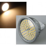 High Lumen LED Strahler 5W, LED Leuchtmittel MR16 / GU5.3 warmweiss 380 Lumen
