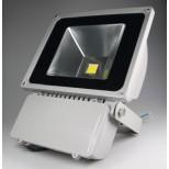 LED Fluter, LED Scheinwerfer 80 Watt = 6400 Lumen, IP65, 3000K, warmweiss