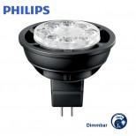 Philips® Master MR16 GU5.3 - 6,3W = 35W LED Strahler DIMMBAR 12V AC / DC 36° mit 3 Jahren Garantie