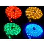 200cm RGB LED-Strip LED-Band mit 60 Power RGB LEDs, dimmbar, teilbar, Wasserschutz IP65