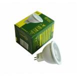 Bioledex® HELSO LED Strahler 12 Volt MR16 / GU5.3 mit 6W = 550 Lumen 2800 Kelvin