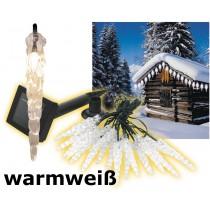 """Solar LED-Lichterkette """"Winterzauber"""", # leider für diese Saison aus #"""