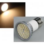 Heller LED Strahler, LED Leuchtmittel E27, 5W = 385 Lumen Lichtfarbe warmweiss 3000K