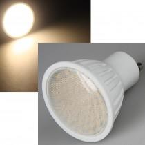 "LED Strahler GU10 ""H35 SMD"" 60 SMD LEDs, 3000k, 200lm, 230V/3W, warmweiß"