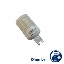 Bioledex® G9 / GU9 LED Leuchtmittel 48 SMD LEDs warmweiss, 220 Lumen, DIMMBAR