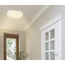 LED Deckenleuchte mit Bewegungssensor VEGO LED Leuchte Rund 16W = 1100 Lumen, Ø33cm warmweiss EAN 4260164882089
